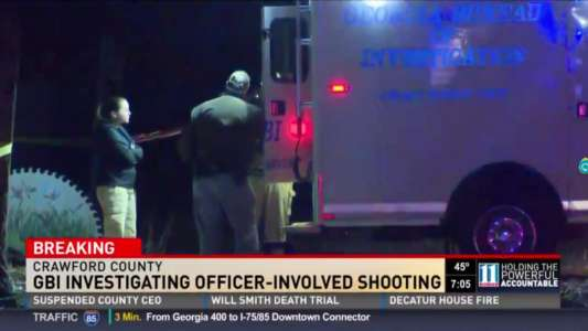 Seven Georgia police officers shot in less than two months – VIDEO