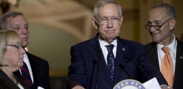 Worst Liar In Senate Tells Democrats To Police 'Fake' News