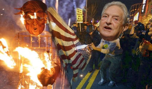 Former Nazi and Democrat Donor George Soros Now Connected to Every Major Protest Since November Election