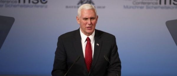 Pence Clarifies US Stance On NATO, Russia