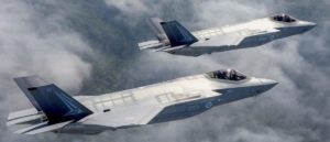 America's Most Advanced Stealth Fighter Practices Bombing North Korea.