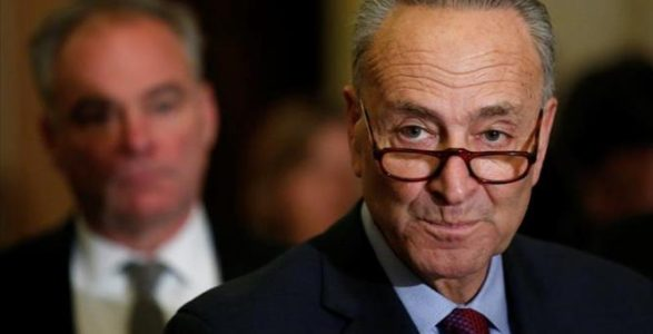Chuck Schumer's Shameless Hypocrisy and Faux Outrage Over James Comey's Firing.
