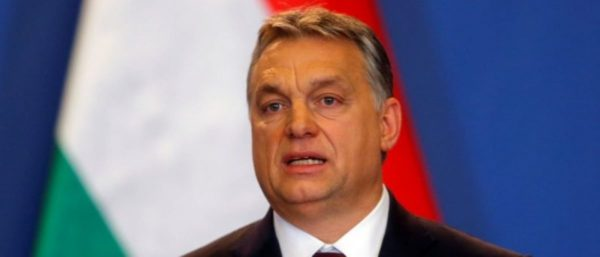 Hungarian PM: Soros, EU Are Trying To Establish A 'Muslimized' Europe