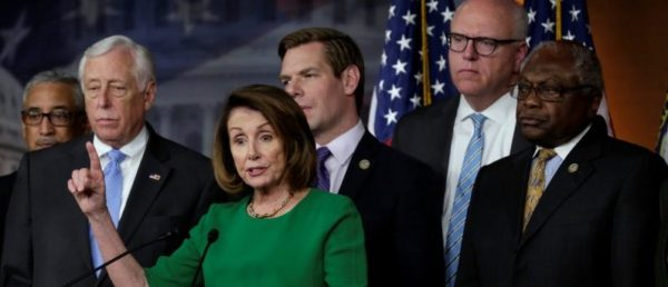 POLL: Over Half Of Americans Think The Democratic Party Is Just Anti-Trump