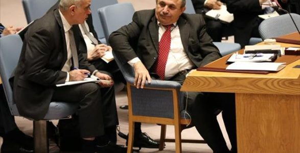 Russia Blocks UN Security Council Resolution Condemning Syria Attack.