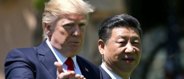 China's Xi Told Trump Strikes On Syria 'Necessary When People Are Killing Children'