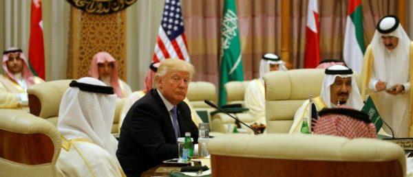 Rama-Donald: Trump's Ramadan Statement Focuses On Terrorism.