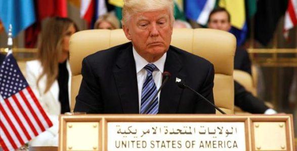 NYT Praises Trump's Anti-Terror Speech in Saudi Arabia.