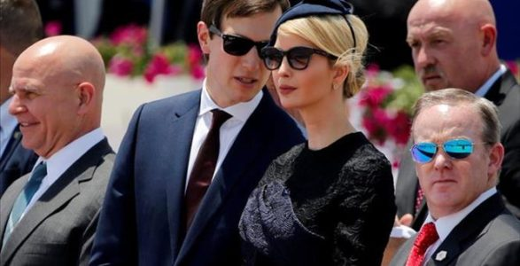 """Jared Kushner's Lawyer Says He Has """"No Recollection"""" of Allegedly Undisclosed Russian Contacts."""