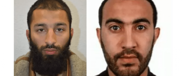 Police Name Two Of The Terrorists In London Bridge Attack
