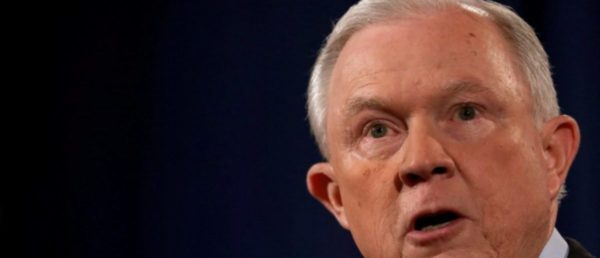 Sessions Warns That Mexican Cartels Are Starting To Make Their Own Fentanyl.
