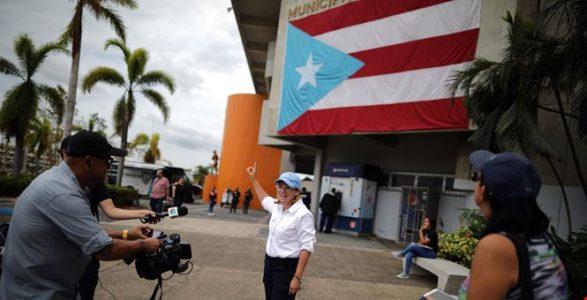 Other Puerto Rican Mayor: Trump Has Been Great, San Juan's Mayor Has Been AWOL