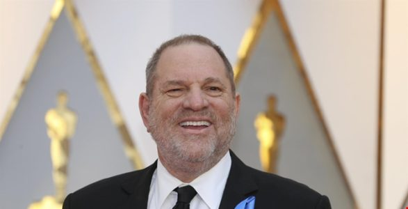 Harvey Weinstein Flees to Europe for Sex Addiction Rehab