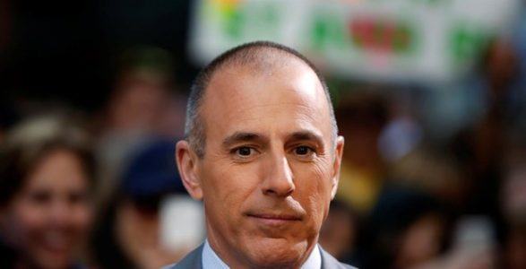The Details of Matt Lauer's Alleged Predatory Sexual Behavior Are Horrifying.