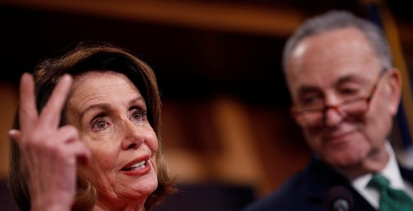 Democrats Just Admitted Their Goal is to Shutdown the Government.