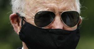 Trump: Joe Biden 'Feels Comfortable with a Mask on, I Think'