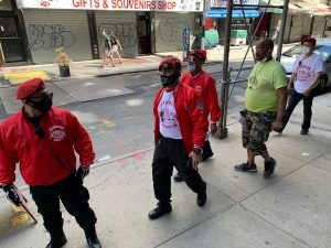 'Guardian Angel' describes pitched battle with New York looters: 'We don't surrender or retreat'