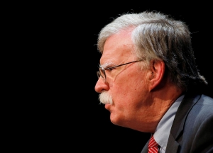 U.S. sues former Trump adviser Bolton to block book publication