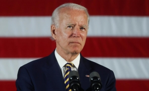 Biden launches first major advertising campaign in battle against Trump
