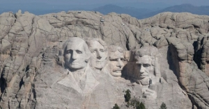 CNN Laments 'Dark History of Mount Rushmore's Sculpture'