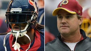 Ex-Washington safety D.J. Swearinger calls out Jay Gruden over alleged text: 'They all need to be exposed'