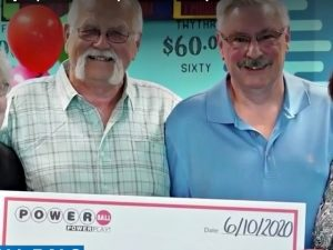 Man Divides $22 Million Jackpot with Friend, Keeping 30-Year Promise