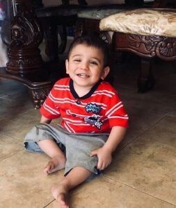 California toddler Thaddeus Sran's parents arrested in connection with alleged death, police say
