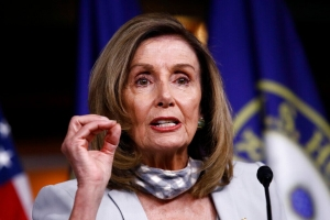 Pelosi calls members back to Capitol Hill amid mail-in ballot battle