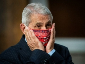 Anthony Fauci: Tucker Carlson 'Triggers Some of the Crazies in Society'