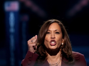 Kamala Harris DNC Speech: 'There Is No Vaccine for Racism'