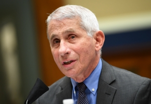 FAUCI: Vaccine has 'not great' chance of being highly effective…
