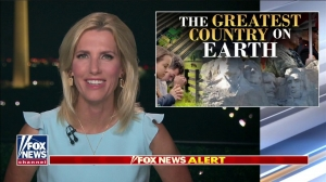 Ingraham lauds RNC opening night as 'breath of fresh air' after DNC's 'America is racist nightmare'