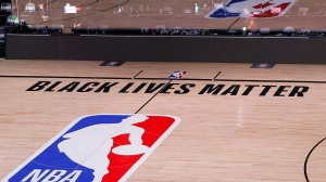 NBA owners didn't unanimously support 'Black Lives Matter' on courts during restart, insider says