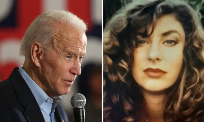 Document says Tara Reade told of harassment in Biden's office ...