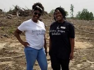 Women Plan All-Black Community in Georgia After '400 Years of Racial Oppression'