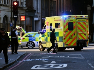 Khan's London: Spate of Stabbings Again Drench British Capital in Blood