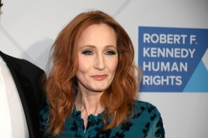 JK Rowling banned from bookshelves to create 'safe space for trans community'…