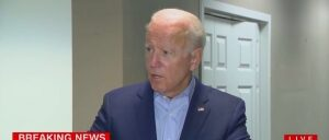 Biden Says Senate Should Take 'Full Consideration' Before Voting On Nomination To Fill Ginsburg Vacancy