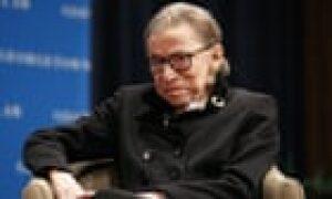 Ruth Bader Ginsburg, supreme court justice, dies aged 87