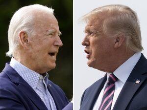 Watch Live: First Presidential Debate with Donald Trump, Joe Biden