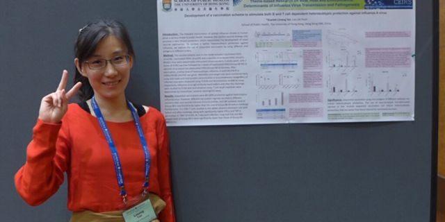 Dr. Li-Meng Yan in Hong Kong (Yan)