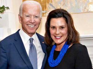 Joe Biden: 'Not a Better Governor' than Michigan's Gretchen Whitmer