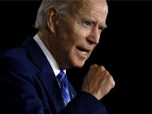 Joe Biden Says, 'Let's Finish Strong' After Calling a 'Lid' Until Debate