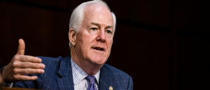 John Cornyn Says Expressing Disagreements With Trump In Private Is 'More Effective' Than 'Public Confrontations'