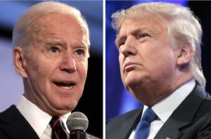 Trump v. Biden Stays Trump v. Biden