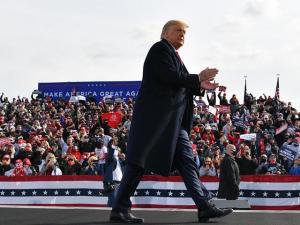 Poll: Trump, Biden in Statistical Tie for Maine Battleground District