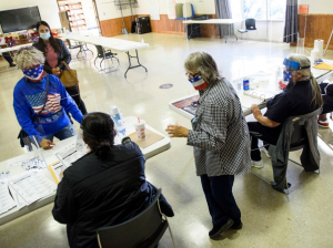 North Carolina Unlikely to Finish Counting Votes Until November 12 or Later
