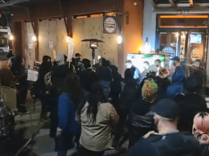 Police Ignore BLM Attacks on Restaurant Patron, Staff in San Francisco Suburb