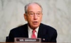 Coronavirus live news: senator Chuck Grassley tests positive; airlines offer Covid testing