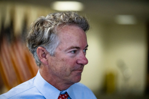 Rand Paul Talks Trump, War, and Why the Cheneys Still Have 'Blood on Their Hands'